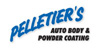 Pelletier's Auto Body Logo
